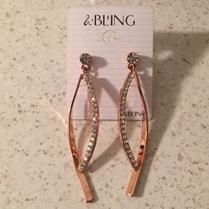 Jewelry - Fashion Sparkle Earrings